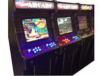 Brand New Arcade Machine! Ideal Christmas, Birthday Present! 645 Games! Husband, Wife, Children!