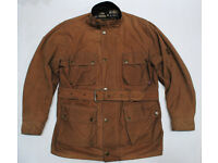 "Belstaff Roadmaster Heavy Quilted Jaket Euro 46 UK 38/40"" Chest"