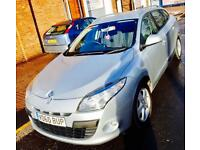 RENAULT MEGANE 1.5 DCI DYMAMIQUE TOM TOM ESTATE...2010 MODEL..£30 A YEAR TAX.