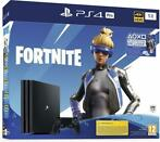 Playstation 4 Pro (Black) 1TB Fortnite Neo Versa Bundle +...