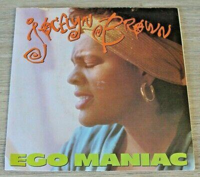 "JOCELYN BROWN * EGO MANIAC * Original Soul Funk Boogie 7"" Vinyl Single"