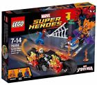 Spider-Man Ghost Rider Spider-Man LEGO Building Toys