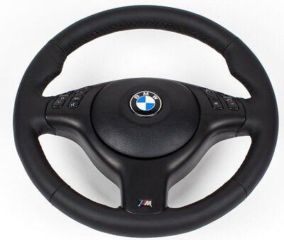 TUNING aplatie Cuir Volant BMW x5 e39 e46 volant