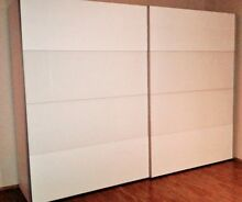 Large sliding door wardrobe - dismantled & ready for transport Clovelly Eastern Suburbs Preview