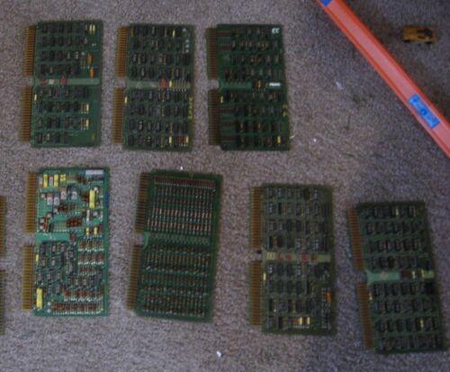 LOT of 8 ! GE Fanuc CNC Machine PCB Control Circuit Board 44b398664 / 44b398283