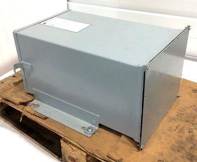 New Egs Hevi-duty Hz12-3000 3kva Outdoor Electric Transformer 480v 240v To 120v