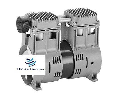 New 220v Thomas 2750cgi60 Compressor Vacuum Pump 27hg Veneer Aerate 6cfm