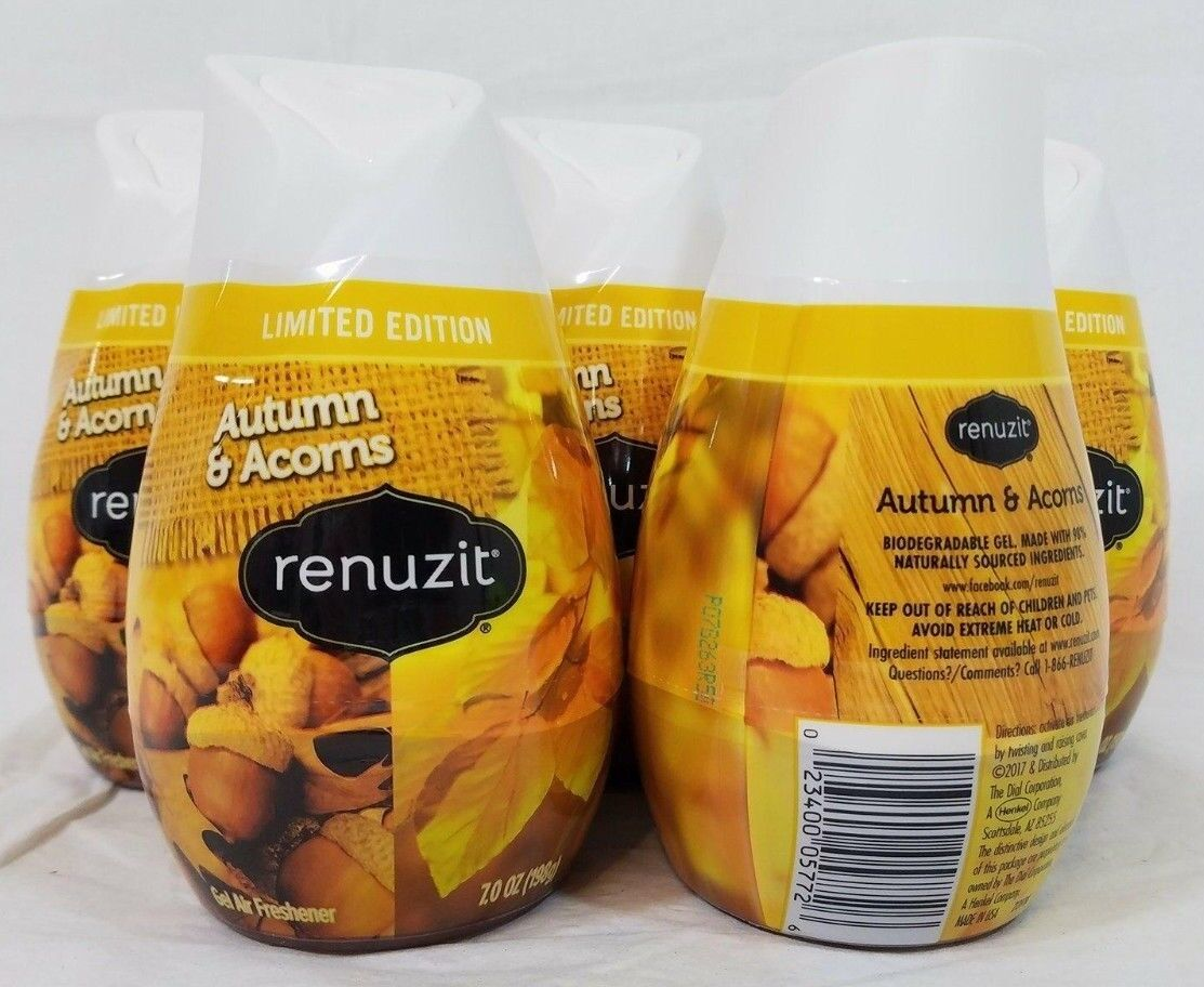 Renuzit Air Adjustable Limited Edition Air Freshener Autumn