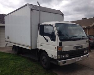 1997 Mazda T4000 Pantech truck 750kg tailgate Roxburgh Park Hume Area Preview