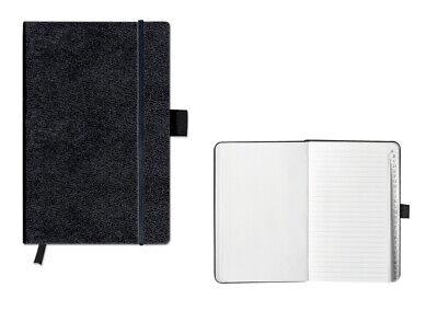 Herlitz Adressbuch mit A-Z Register / DIN A6 / Farbe: schwarz