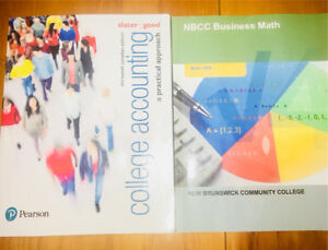 Office administration/Accounting textbooks