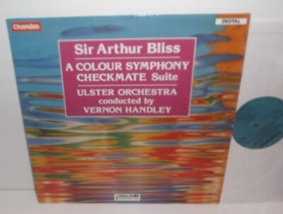 ABRD 1213 Bliss A Colour Symphony Cherckmate Suite Ulster Orchestra Handley