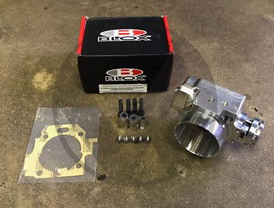Blox Racing Billet 72mm Throttle Body Honda Acura K Series K20 K24 (Race Throttle Body)