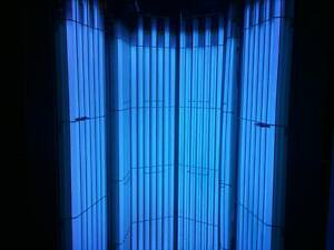 Vhr Stand Up Tanning Bed