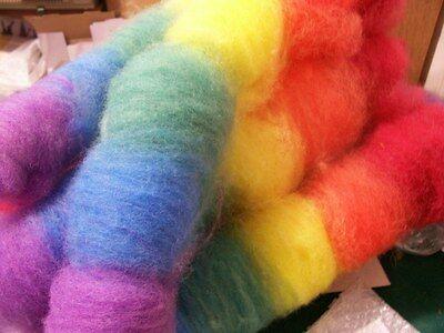 Rainbow+Fibres