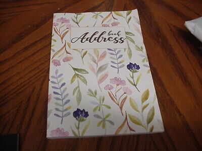 Address Book -  Trade Paperback -- Made in (Usa Address Book)
