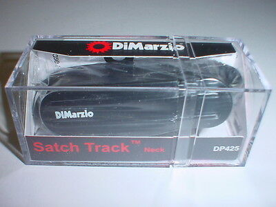 DiMarzio DP425 Satch Track Neck Single Coil Guitar Pickup - BLACK