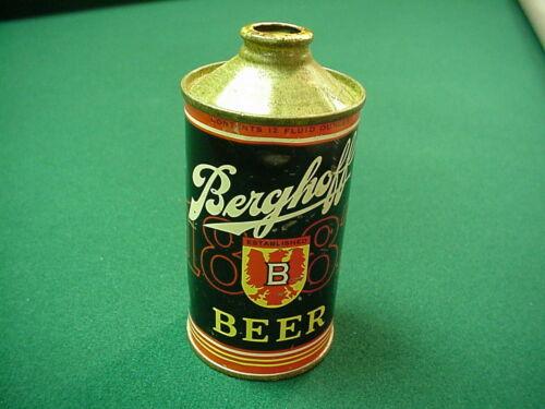 Berghoff Beer Cone Top by Berghoff Brewing of Ft Wayne