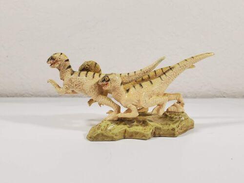Carnegie Dinosaur Toy Safari Ltd Deinonychus Figure Retired Rare Raptors 1990