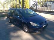 PEUGEOT 2004 307 HDI WAGON, LOW KMS $4990 Mile End South West Torrens Area Preview