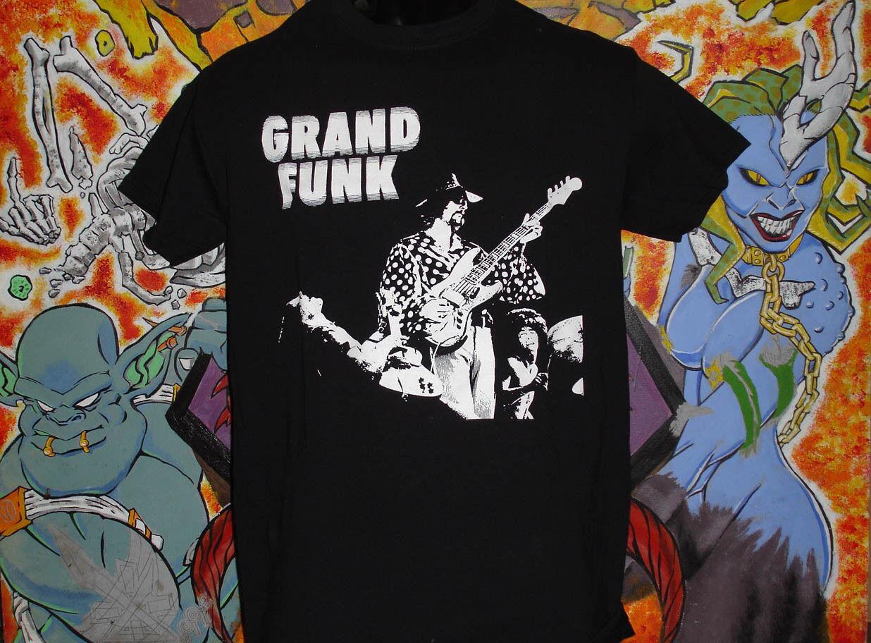 Grand Funk Railroad band Shirt Parliament Funkadelic