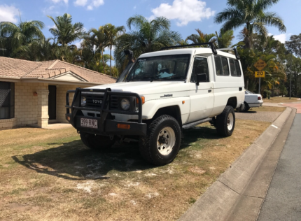 1998 Toyota LandCruiser Other