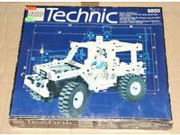 LEGO PART 2717 TECHNIC SEAT 3 X 2 BASE RED X 2 PCS SETS 8868 8850 8242