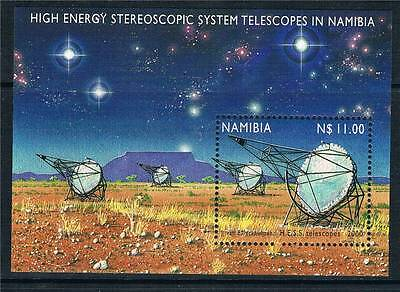 Namibia 2000 Telescopes Project MS SG 872 MNH