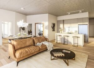 Old Port Montreal-New condo/apartment for rent-Studio-VilleMarie