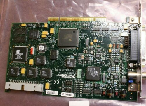 National Instruments NI Frame Capture PCI-IMAQ-1408 PCI-1408