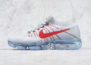 Brand new Vapormax red and white!