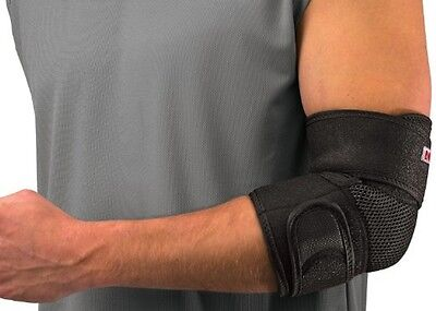 Mueller Adjustable Elbow Support Brace 75217 Black NEW