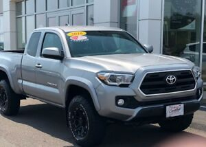 2016 Toyota Tacoma 4X4 SR5 HD Wheels & BFG All Terrain Tires!