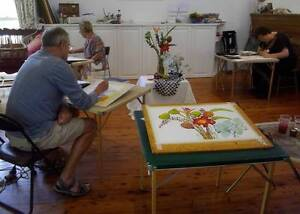 Watercolour Painting and Life Drawing Classes Camberwell Boroondara Area Preview