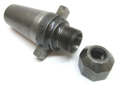 Universal 12 Double Taper Y Collet Chuck Toolholder W Kwik-switch 300 Shank