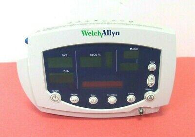 Welch Allyn Spot Vital Signs Monitor 53nto Pn 007-0104-01 Good Working
