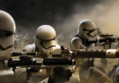 2 sizes available Photo wallpaper wall mural for boys room Star Wars