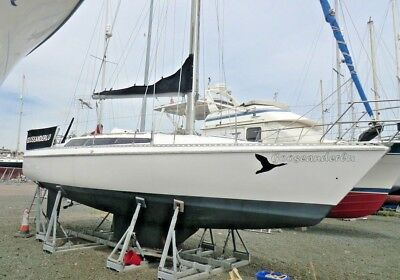 Gibsea 31 7 Berth sailing yacht boat