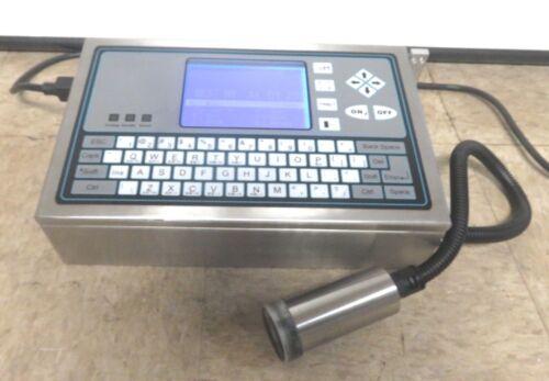 High Resolution Inkjet Coding Printer GL-300E