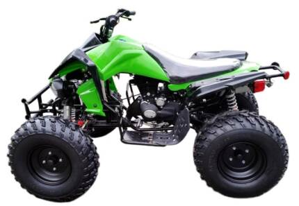 NEW  250cc RACE QUAD ... Capalaba Brisbane South East Preview