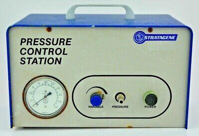 Stratagene Portable Benchtop Pressure Control Station