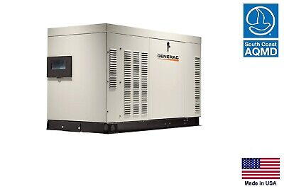 Standby Generator - Commercialresidential 30 Kw - 120240v - 3 Phase - Ng Lp