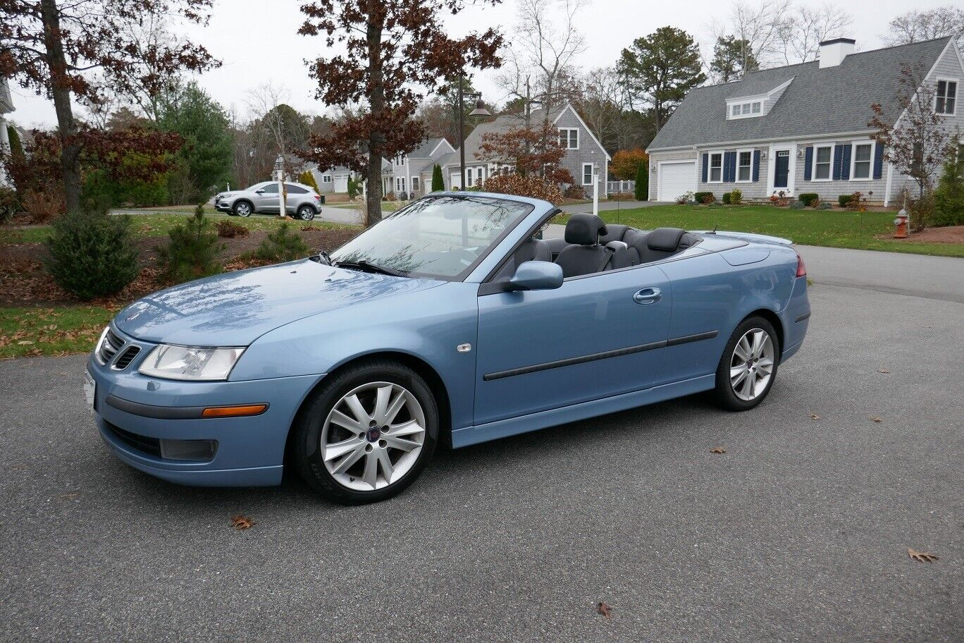 2007 Saab 9-3  2007 SAAB 9-3 turbo convertible - 6-speed manual - relisted as make an offer