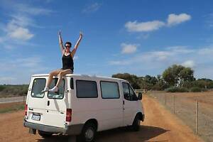 Ford Transit Campervan:WA Rego:Year 1999:Low KM: Power Steering Cairns Cairns City Preview