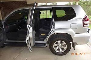 2004 Toyota LandCruiser Wagon West Beach West Torrens Area Preview
