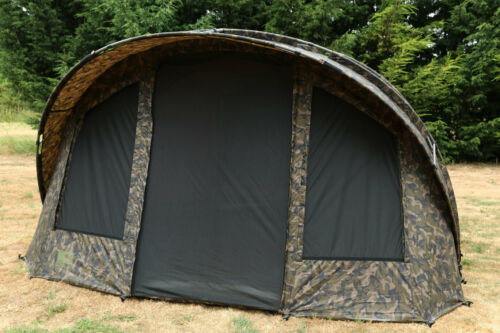 Fox R-Series 2 Man Bivvy XL CAMO NEW Fishing Shelter - CUM249