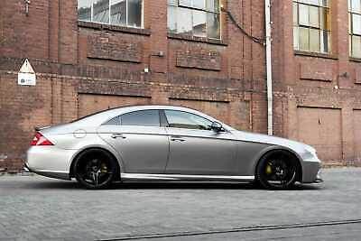 Mercedes Cls w219 Seitenschweller AMG LOOK Made in Germany