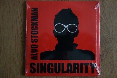 Alvo Stockman, SINGULARITY, neue noch eingeschweisste DVD