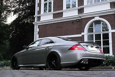 Mercedes Cls w219 Heckstoßstange AMG LOOK Made in Germany