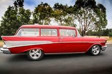 1957 150 2 door Chevrolet Wagon Kings Park Brimbank Area Preview